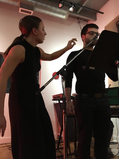 Sylvie Moquin and Constantine x. Anastasakis